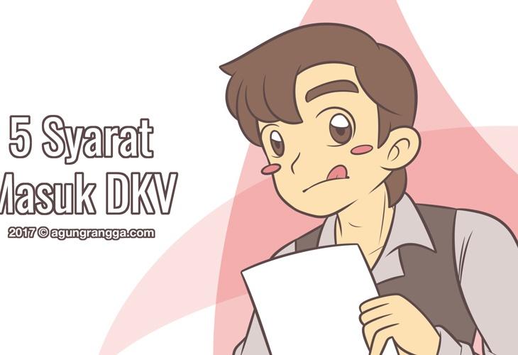 5 Syarat Masuk DKV