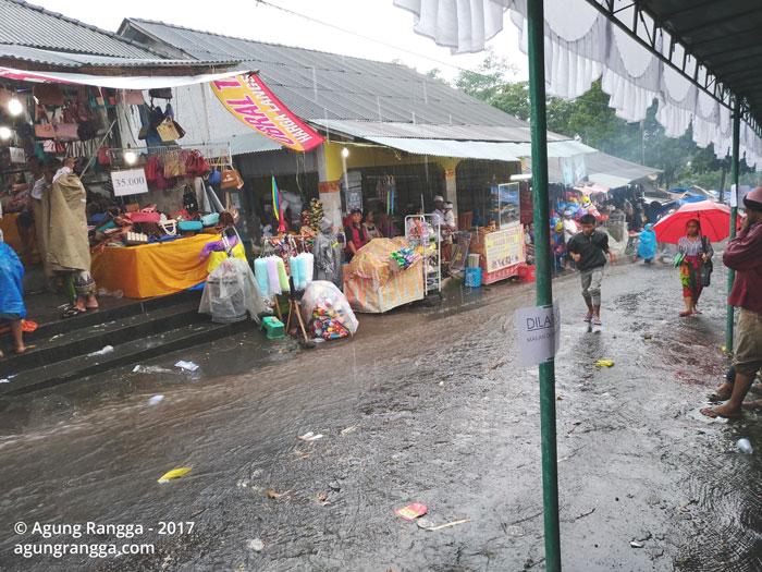 hujan setelah sembahyang