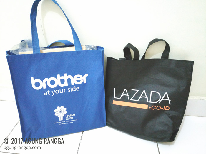 oleh-oleh goodie bag