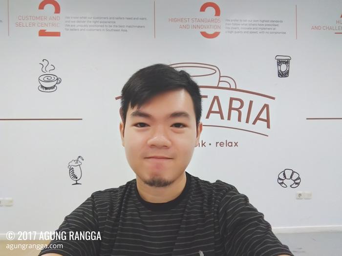 selfie dulu dong