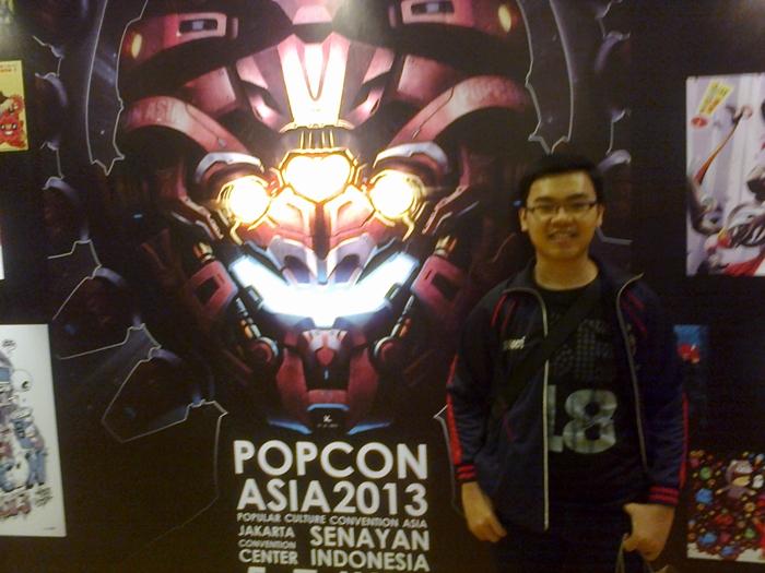 Popcon Asia 2013 (part 1) | OTW JCC
