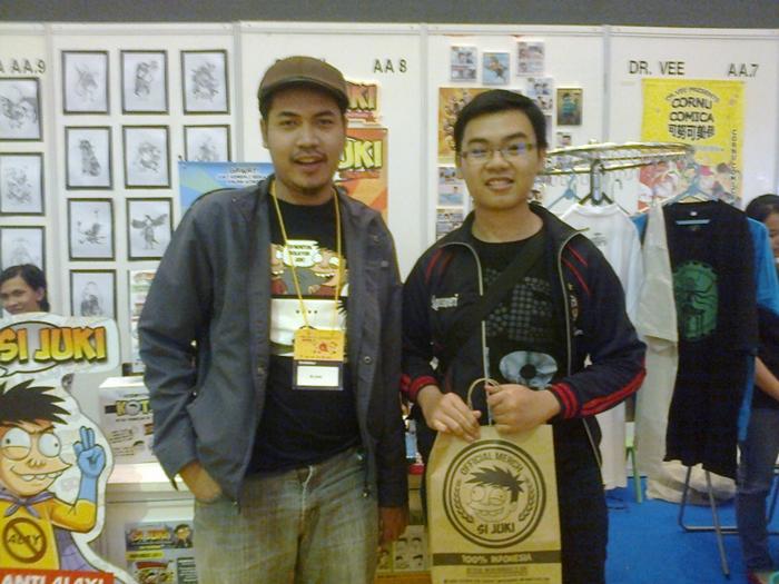 Popcon Asia 2013 (part 2) | The Show!