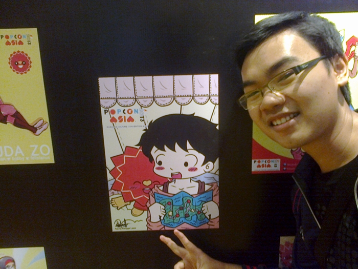 Popcon Asia 2013 (part end)   Selesai!