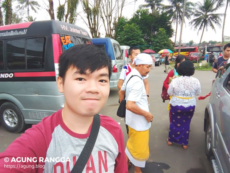 sampai juga di Candi Borobudur