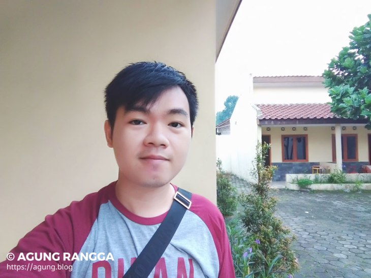 selfie sebelum berangkat ke Candi Borobudur