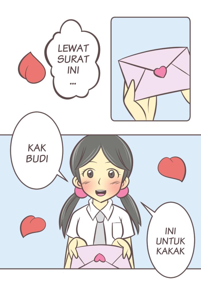 Surat Cintaku - 01