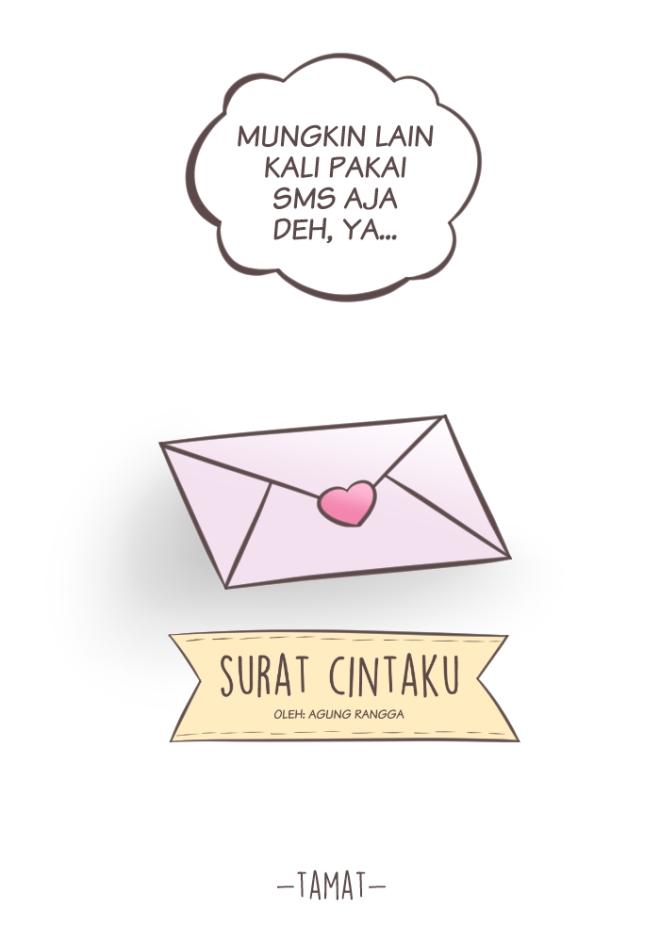 Surat Cintaku - 38