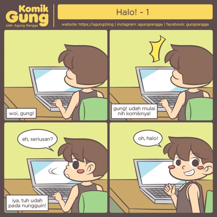 Halo! - 1