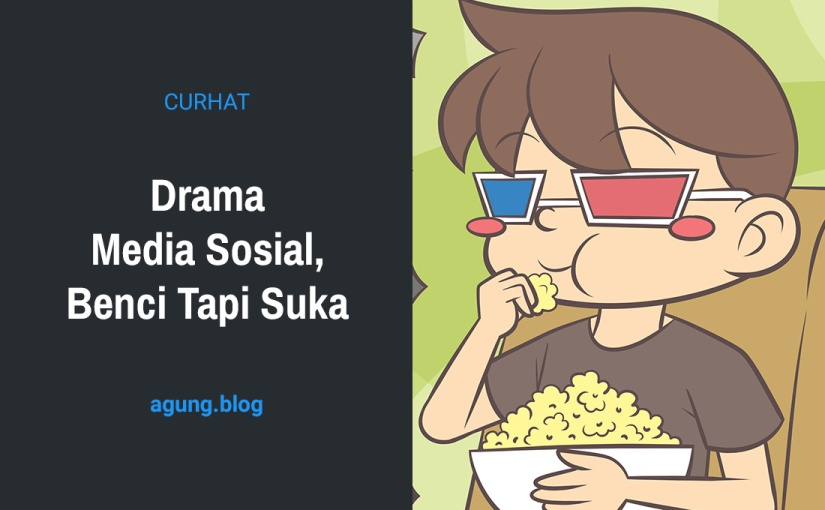 Drama Media Sosial, Benci TapiSuka