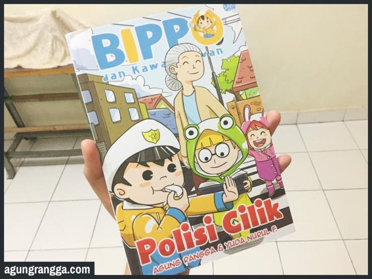 Mei - Buku komik Bippo kedua terbit