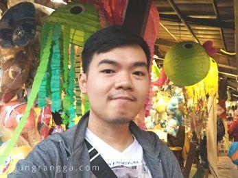 Banyak spot instagrammable di Chinatown Bandung