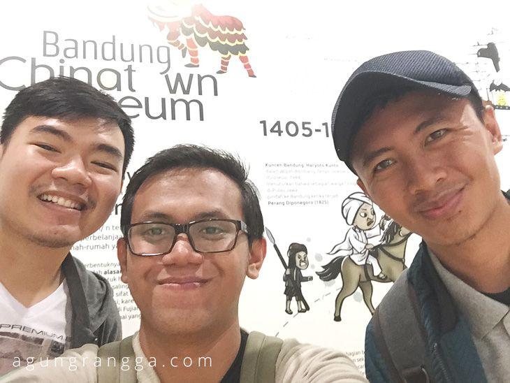 GSL Trio di Bandung Chinatown Museum