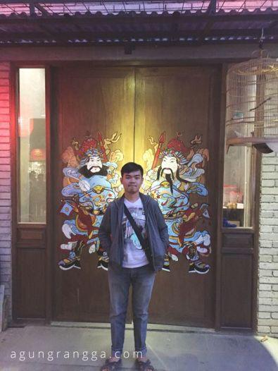 Ornamen lukisan khas China