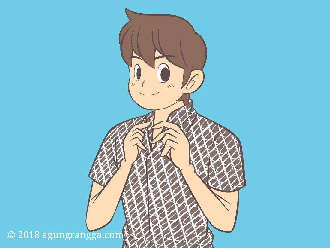 Tips Padu Padan Baju Batik untuk Pria