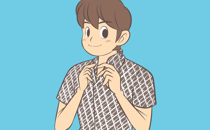 Tips Padu Padan Baju Batik untukPria