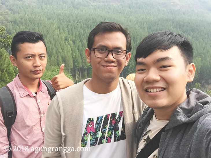 GSL Trio di The Lodge Maribaya