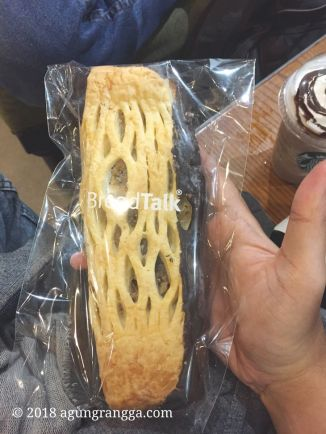 Roti BreadTalk Cihampelas Walk