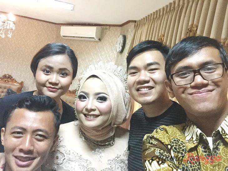 Agustus - Pernikahan Fani GSL