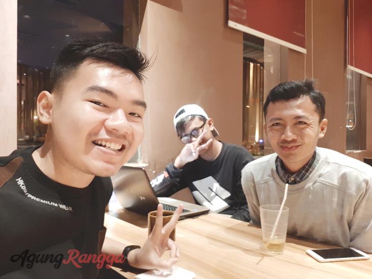 Desember - Bersantai bersama sahabat GSL