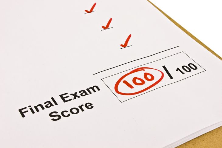 Hasil Ujian TOEFL ITP