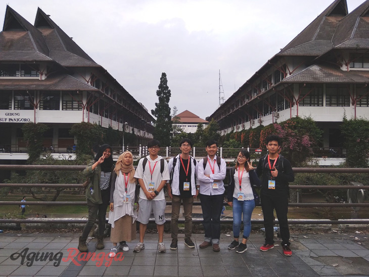 September - Ikut Summer Course di ITB
