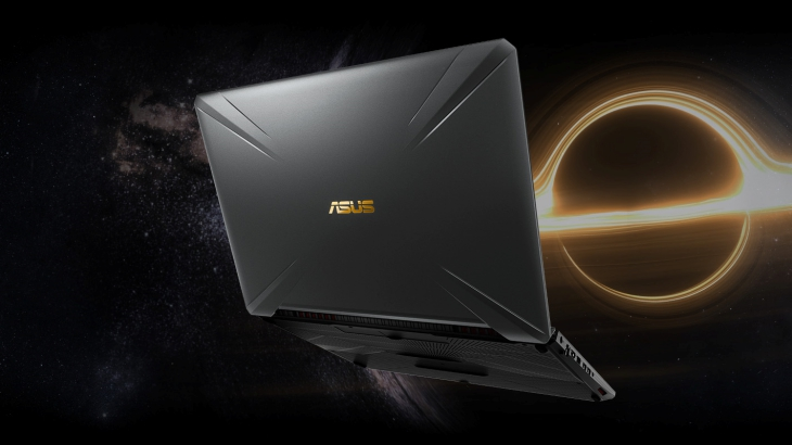 ASUS TUF Gold Steel