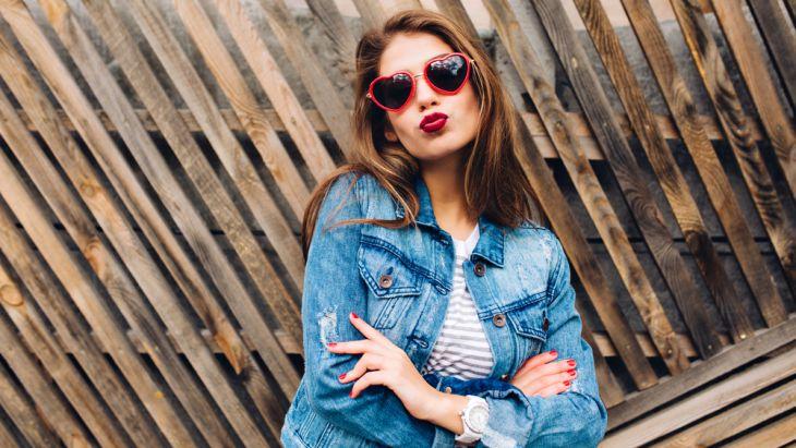 Model Jaket Jeans Wanita