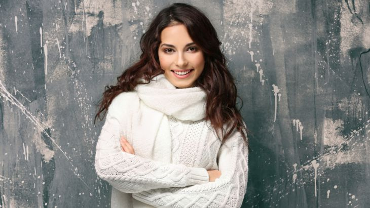 Model Jaket Sweater Wanita
