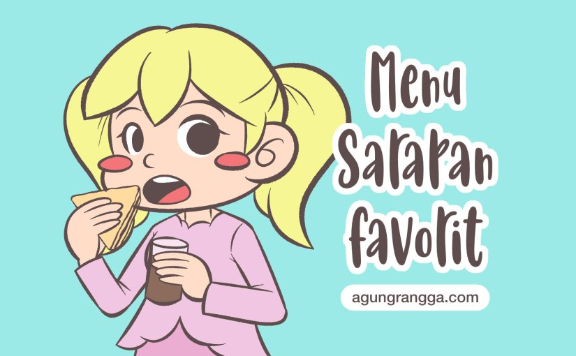 Menu Sarapan Favorit
